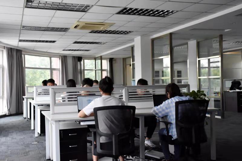 环亚(天津)环保公司内部